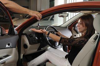 Buying-car