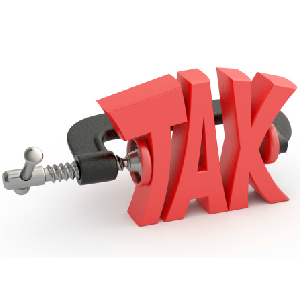 Tax crunch