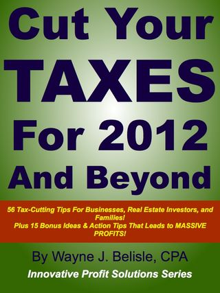 2012 Tax Planning Book Cover.001