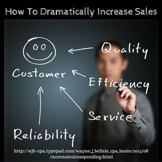 How To Dramatically Increase Sales