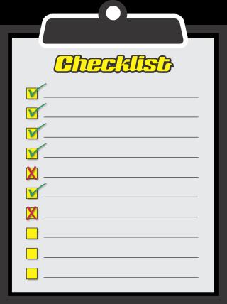 Checklist-1454170