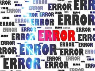 Error-63628